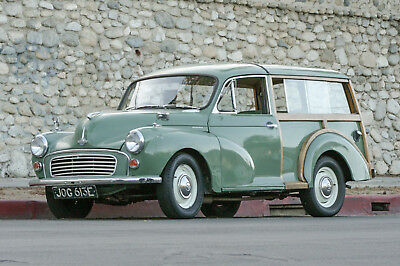 1967 Morris Minor  1967 Morris Minor Traveller Woody