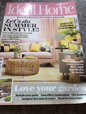 ideal home magazaine June 2018 edition