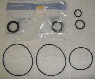Volvo Penta Lower Unit & Prop Shaft Seals 897426 And O-Ring Gaskets