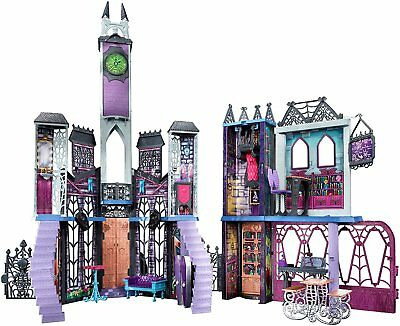Mattel Monster High CJF48 - Mega Monsterschule