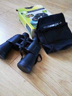 yellowstone 10x50 binoculars excellent condition rarely used