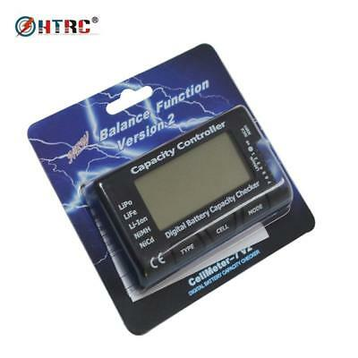 LCD Cellmeter Digital Battery Capacity Checker for LiPo LiFe Li-Ion NiMH NiCd