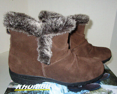 2396a157732 KHOMBU LADIES WINTER Boots All Weather Lisa Variety Colors And Sizes ...
