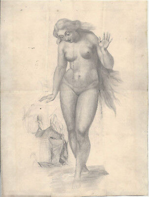 Old Master Drawing French early 19th