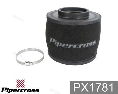 Pipercross PX1781 Performance High Flow Air Filter (Alternative to E-2022)