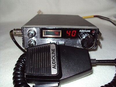 Audioline 340 cb radio
