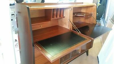 1950's Drinks Cabinet/sideboard/beauro