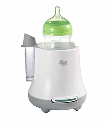 The First Years Quick Serve Bottle Warmer, Simple Serve, Baby, Sanitizes - 1865