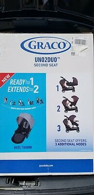Graco Second Seat Stroller Extension (Black) Brand New In the Box .