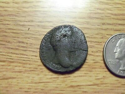 Unknown Larger Ancient Roman Coin (lot # d3