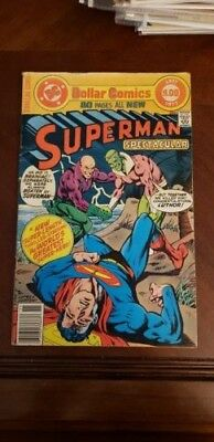 DC Special Series 5 Superman Spectacular DC 1977 LOW GRADE