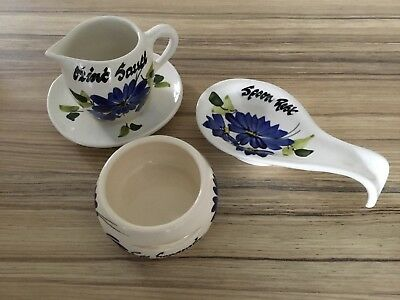 Toni Raymond Hand Painted Pottery