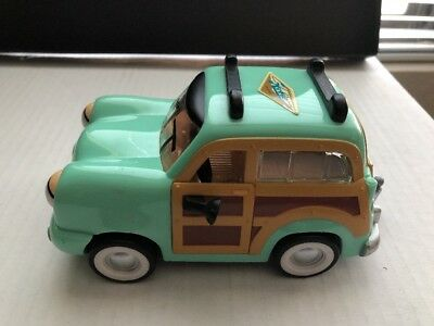 1999 The Chevron Cars #16 Woody Wagon Collectible toy car used
