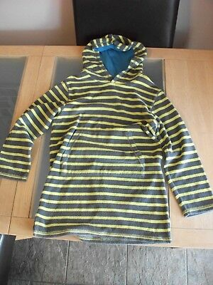 b1cd751269f24 Mini Boden Boys Towelling Hooded Beach Cover Up- Excellent Condition - Age  9-10