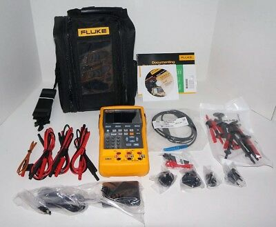 FLUKE 754 DOCUMENTING PROCESS CALIBRATOR WITH HART. New in box