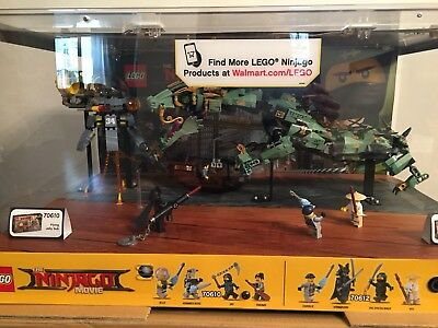 Lego Ninjago Store Model Box  Display
