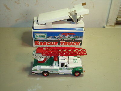 Lot of 5 New 1994-1998 Hess Trucks! New in the Boxes!!