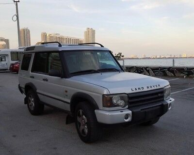 2003 Land Rover Discovery  Land Rover Discovery 2003 great condition