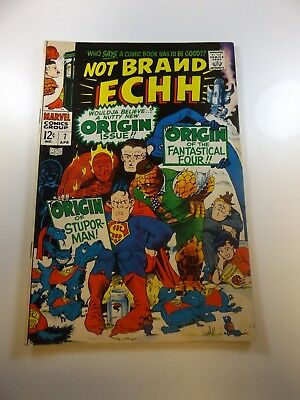Not Brand Echh #7 VG condition Huge auction going on now!