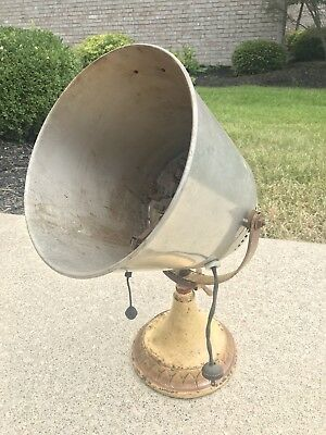 1928 Vintage Twin Carbon Arc Lamp - National Health Appliance Corp