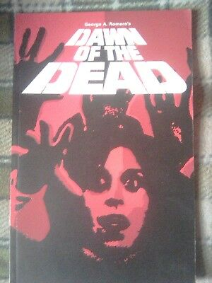dawn of the dead movie adaptation comic book zombies George A Romero