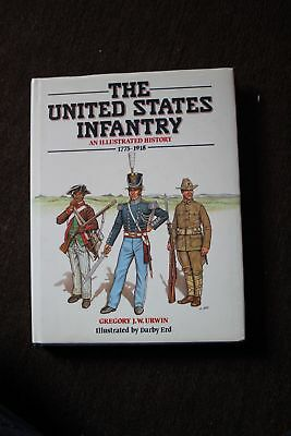 The United States infantry 1775-1918
