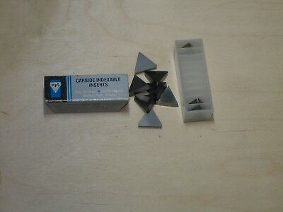 Carbide indexable inserts APT #TPG434 C6 (20 pcs)