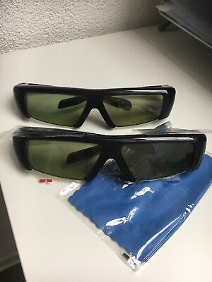 Samsung Active Glasses SSG-3100GB 3D Brille (2 Stück)