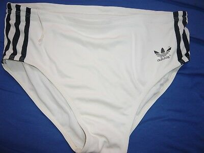 Adidas Badehose Vintage in D 6 - Made in Germany !!!