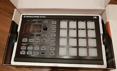 Native Instruments MASCHINE Mikro Mk2 Inkl. Software 2.x und KOMPLETE 11 SELECT