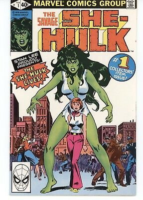 Marvel Comics SHE-HULK #1 NM/MT HIGH GRADE 1st Appearance of She-Hulk (1980)