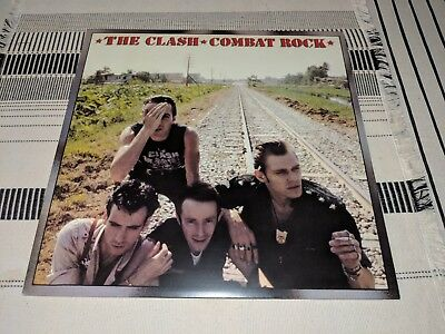 The Clash - Combat Rock - Vinyl LP  [ Joe Strummer / Sex Pistols ]