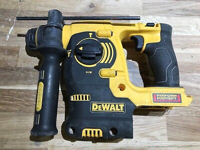 Dewalt 18v XR DCH253 SDS hammer drill - body only - Good used condition!