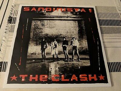 The Clash - Sandinista! - 3 x Vinyl LP  [ Joe Strummer / The Clash ]