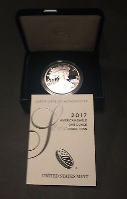 2017 American Silver Eagle Proof Coin