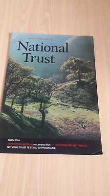 National Trust Magazine Spring 1982