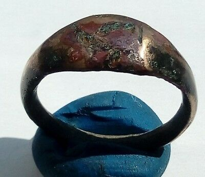Celtic Iliric Bronze Animal Ring