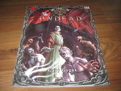 d20 The Slayer's Guide to Undead Accessory 2003 SC Mongoose MGP 0016 Gary Gygax