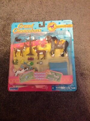 Grand Champions Adventure Playsets Mountain