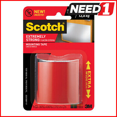Scotch 5cm x 1.2m Extreme Mounting Tape