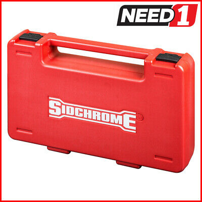Sidchrome Blow Mould Tool Storage / Travel Custom Kit Case