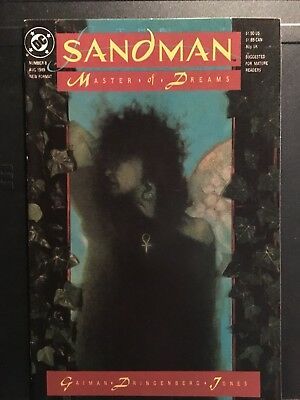 Sandman #8 Excellent Condition VF/NM 1st Appearance Of Death