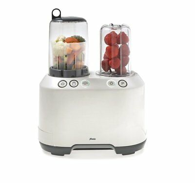 Alecto BFP-88 BabyFood Processor - stomer/blender 5-in-1