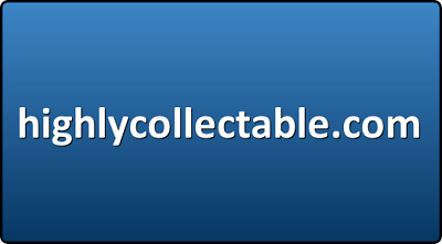 Highlycollectable.com Domain Name For Sale.