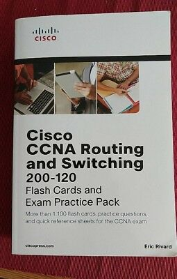 """Buch + CD """"Cisco CCNA Routing and Switching Flash Cards and Exam Practice Packs"""""""