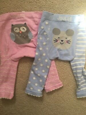 Joules Baby Knitted Leggings 6-12m