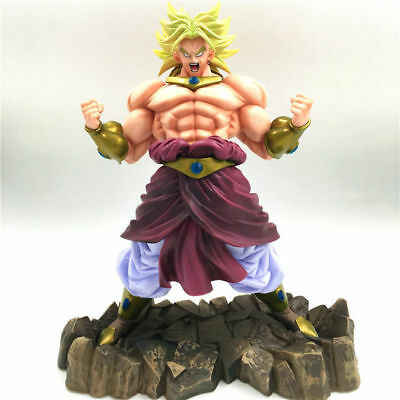 Dragon ball Z DBZ Super Saiyan Broli Broly Japanese Anime PVC Figure Figurine NB