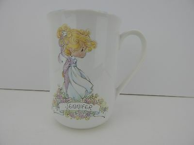 The Enesco Precious Moments Collection Personalized Mug for Jennifer
