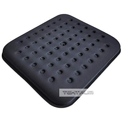Thick Orthopedic Cool Gel Seat Cushion With Cooling Vents For Wheelchair, Home,