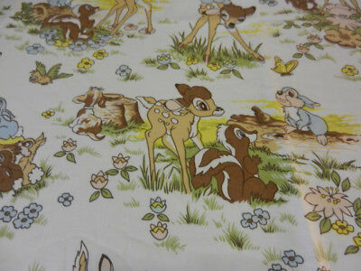 vintage Disney's Bambi single duvet cover great condition